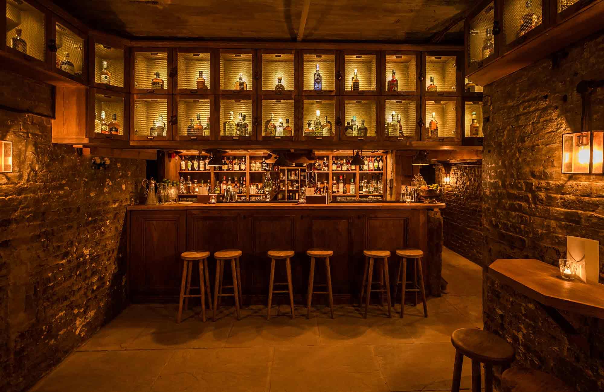 TT Liquor - Cellar Cocktail Bar, Shoreditch, East London