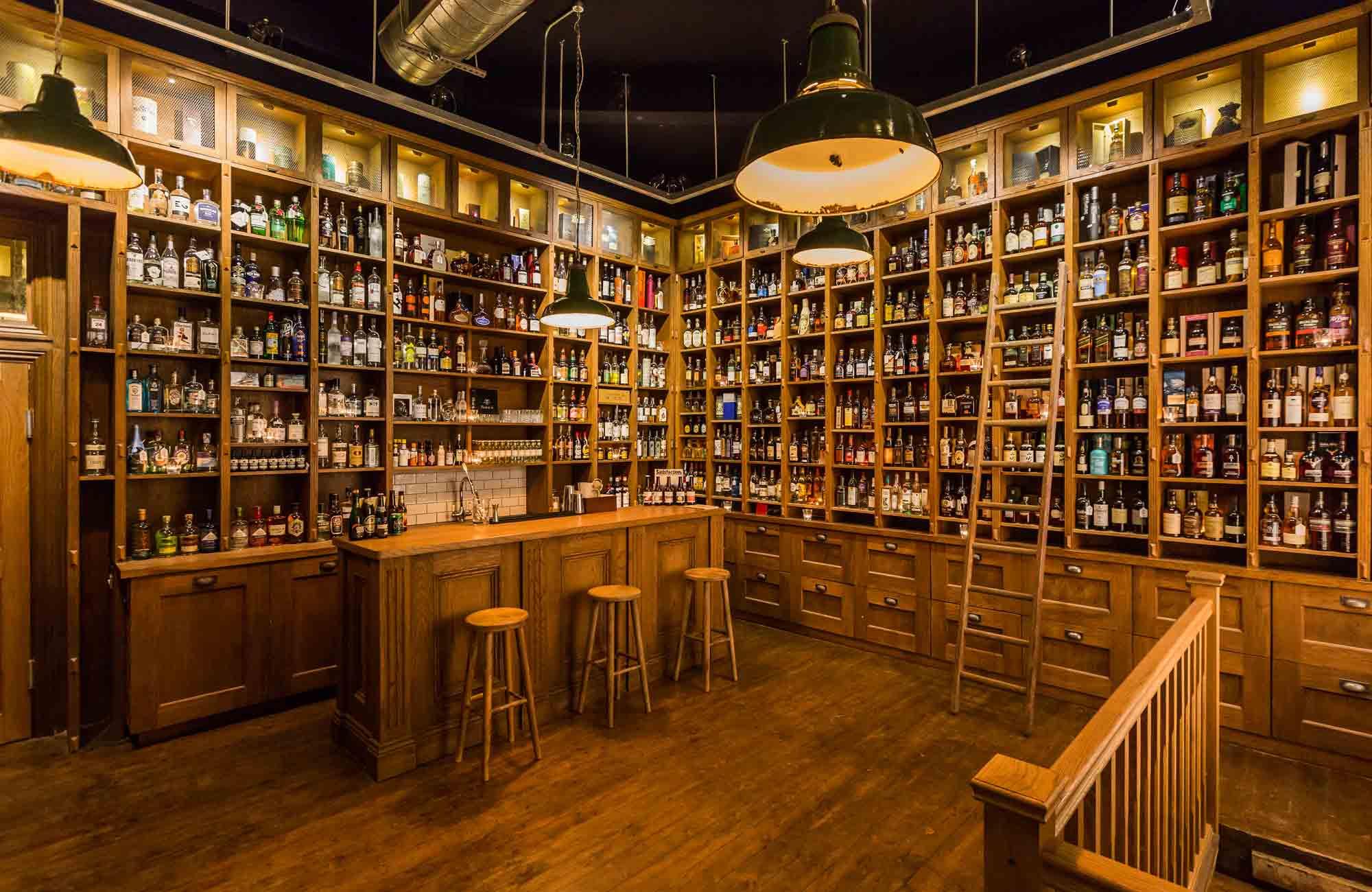 TT Liquor - Liquor Store, Off-licence, Shoreditch, East London