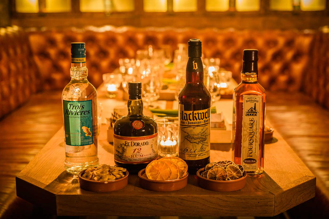 TT Liquor – Rum Cocktail Making Classes, Shoreditch, East London