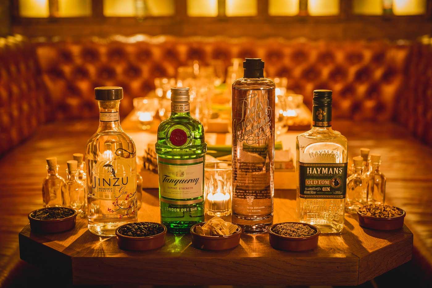 TT Liquor – Gin Tasting Classes, Shoreditch, East London