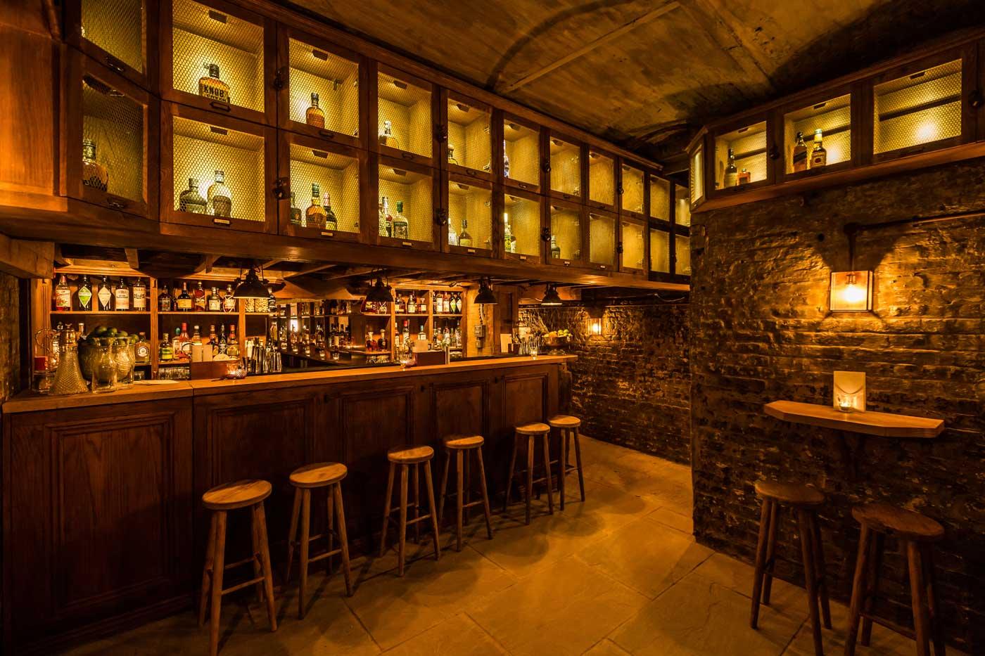 TT Liquor, Cellar Cocktail Bar, Shoreditch, east London, Cocktail Journeys
