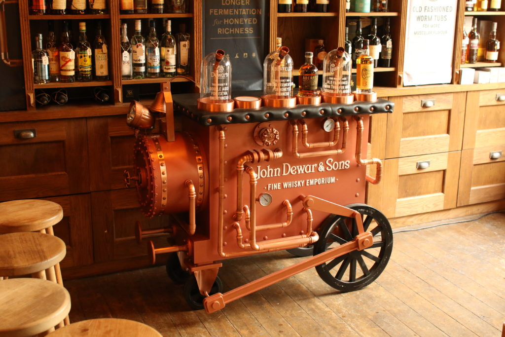 dewars-12-london-venue-hire
