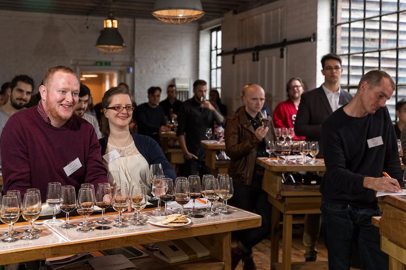 class-bar-academy-tt-liquor-American Whiskies-london-tasting