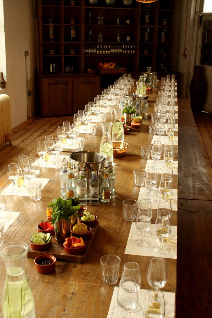 oliver's-travels-gin-tasting-tt liquor-shoreditch-london-infusion-venue-hire