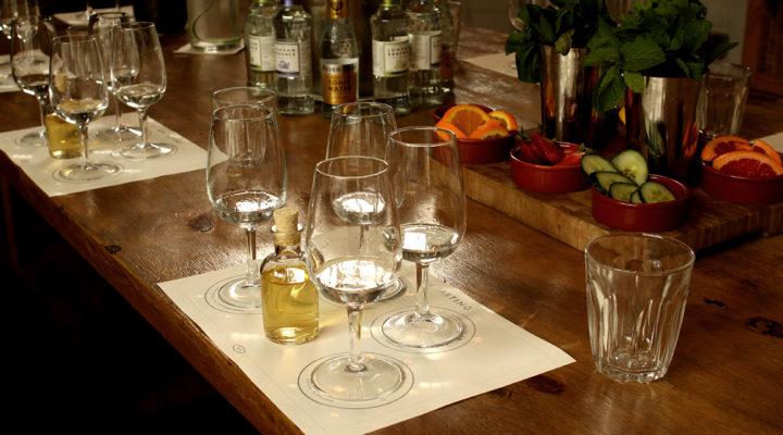 oliver's travels-gin-tasting-ttliquor-london