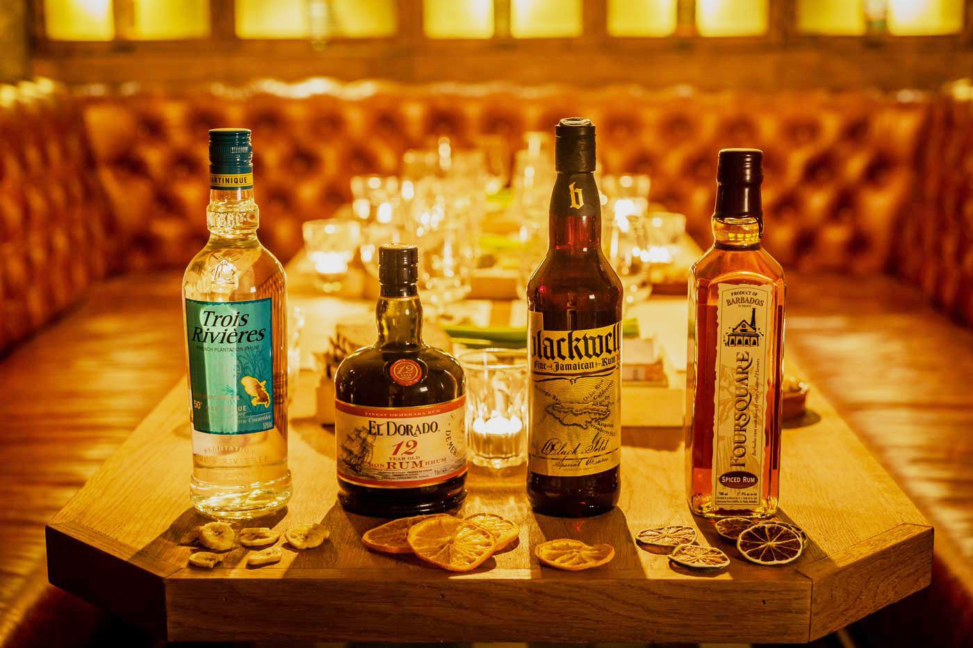 rum-tasting-london