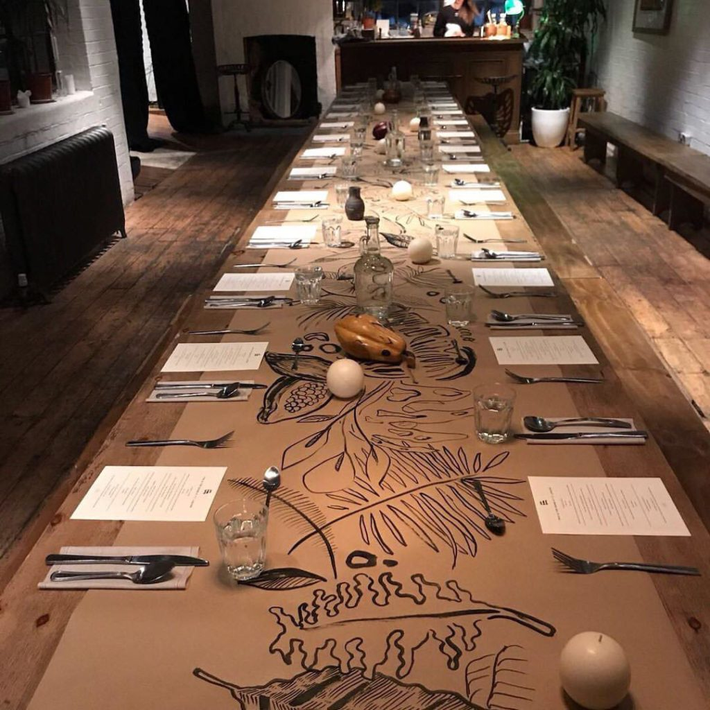 supper club shoreditch