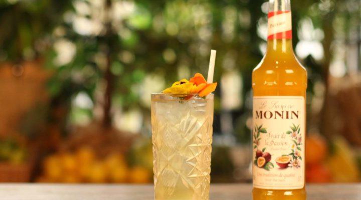 cocktail-making-classes-london-monin-syrups