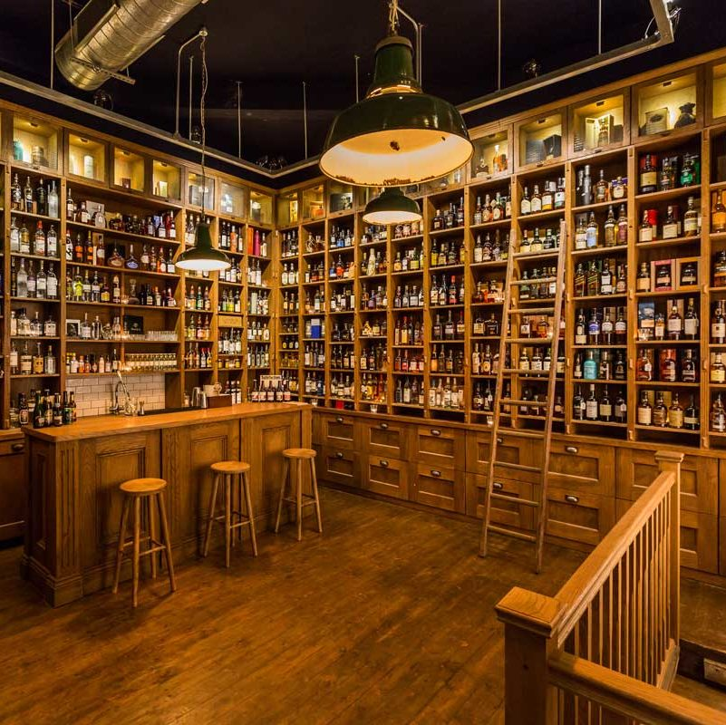 TT Liquor Store Shoreditch
