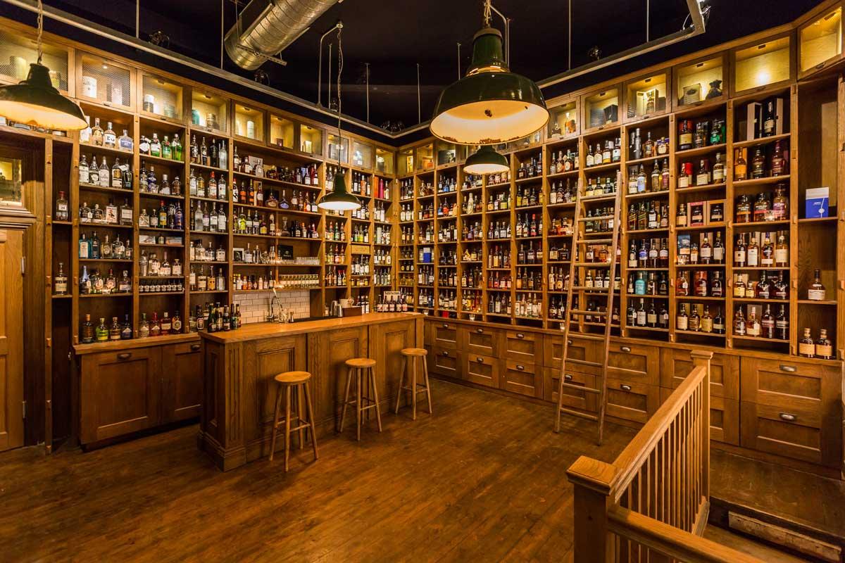 TT Liquor Store Shoreditch
